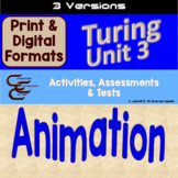 Turing Unit 3 Animation 3 Versions