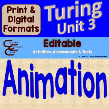 Turing Unit 3 Animation