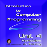 Turing Unit 4 Variables