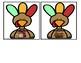 Turkey Feather CVC Blending
