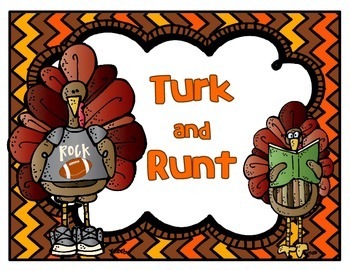 Turk and Runt Common Core Book Study