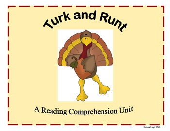 Turk and Runt...A Whimsical Turkey Tale