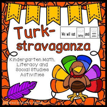 Turk-stravaganza a Literacy, Math and Social Studies Unit