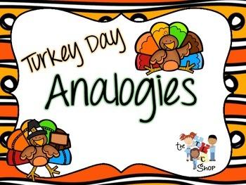 Turkey Day Analogies