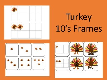 Turkey 10's Frame