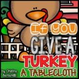 Thanksgiving Activities: Turkeys Activity packet