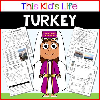 Turkey Country Study