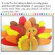 Turkey 3D Craft for Thanksgiving