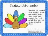 Turkey ABC Order