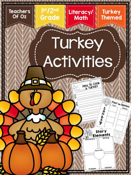 Turkey Activities