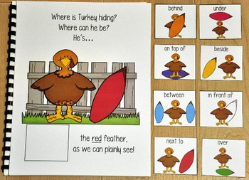 "Turkey Adapted Book--""Where Is Turkey Hiding?"""