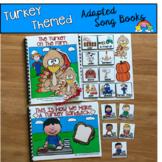 "Turkey Adapted Books:  ""The Turkey on The Farm"""