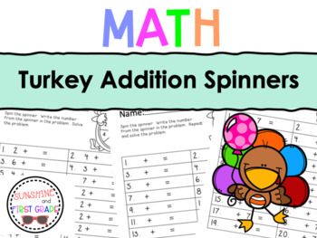 Turkey Addition Spinners