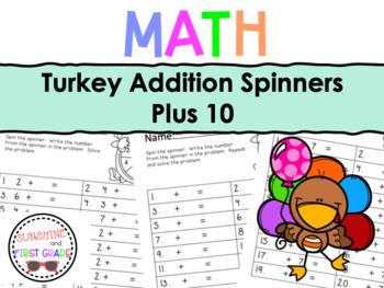 Turkey Addition Spinners Plus 10