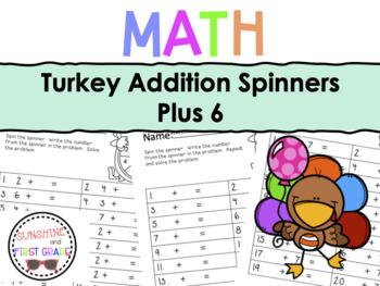 Turkey Addition Spinners Plus 6