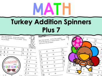 Turkey Addition Spinners Plus 7