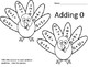 Turkey Addition Worksheets Adding 0-10 Common Core Aligned Math Worksheets