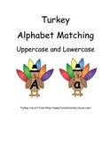 Turkey Alphabet Matching