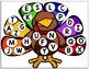 Turkey Alphabet Mats