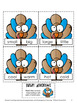 Turkey Activity: Antonyms Puzzle and Game