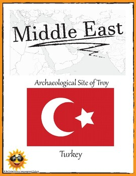 (Middle East GEOGRAPHY) Turkey: Archaeological Site of Troy—Research Guide