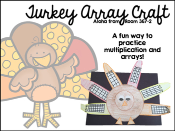 Turkey Array Activity