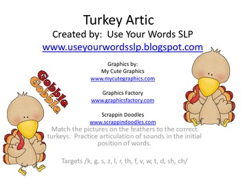 Turkey Artic