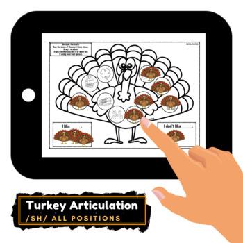 Turkey Articulation - SH