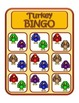 Turkey BINGO: for sentence expansion and following directions