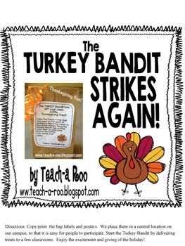 Turkey Bandit- Freebie!