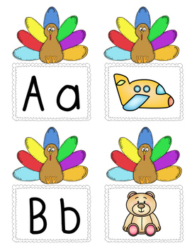 Turkey Beginning Sounds