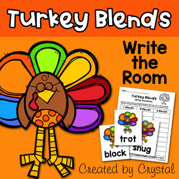 Turkey Blends -  Write the Room