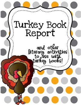 Turkey Book Reports