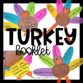 Turkey Booklet