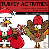 Turkey Books by Wendi Silvano