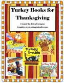 Turkey Books for Thanksgiving