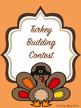 Turkey Building Contest