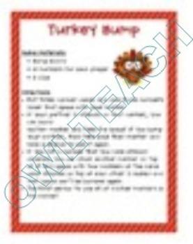 Turkey Bump