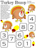 Thanksgiving Turkey Bump Number Identification