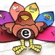 Thanksgiving Turkey CVC sorting