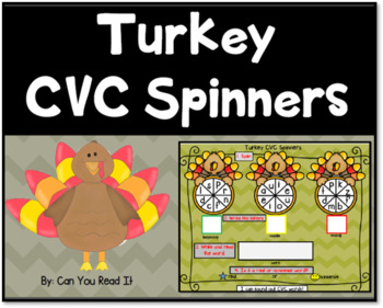 Turkey CVC Spinners