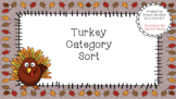 Turkey Category Sort