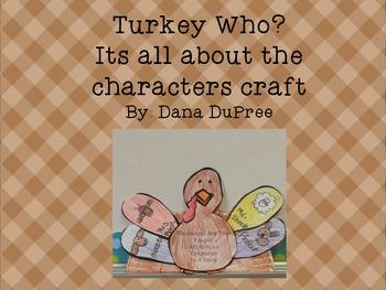 Turkey Charcaters