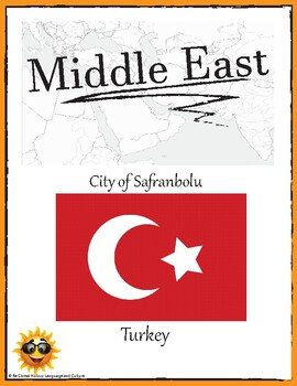 (Middle East GEOGRAPHY) Turkey: City of Safranbolu—Research Guide
