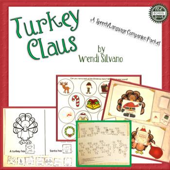 Turkey Claus: A Speech/Language Companion