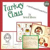 Turkey Claus: A Speech/Language Book Companion