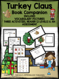 Turkey Claus Book Actvities - SPECIAL EDUCATION