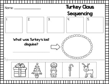 Turkey Claus Book Companion