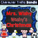 Mrs. Wishy-Washy's Christmas - Character Traits Bundle
