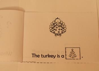 Turkey Claus: Kindergarten Edition